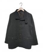 PHERROWS(フェローズ)の古着「サブマリンコート」|ライトグレー