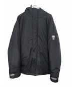 CRIMIE(クライミ)の古着「ダウンジャケット」|ブラック