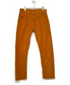 orSlow(オアスロウ)の古着「コットンパンツ」|ブラウン