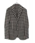 THE GIGI(ザ・ジジ)の古着「ニットジャケット」|グレー