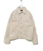 TROPHY CLOTHING(トロフィークロージング)の古着「ジャケット」|ベージュ