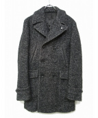 L.B.M.1911(エルビーエム1911)の古着「ブレストコート」|ライトグレー