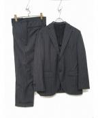 L.B.M.1911(ルビアム1911)の古着「セットアップスーツ」|ライトグレー