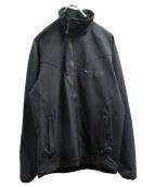 KLATTERMUSEN(クレッタルムーセン)の古着「ナイロンジャケット」|ブラック