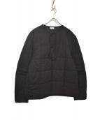 DRIES VAN NOTEN(ドリスバンノッテン)の古着「アノラック中綿ジャケット」 ブラック