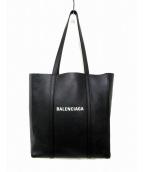 BALENCIAGA(バレンシアガ)の古着「EVERYDAY 2WAY TOTE XS」|ブラック