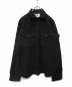 Engineered Garments(エンジニアードガーメン)の古着「CPOジャケット」 ブラック