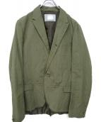 KOLOR(カラー)の古着「アンコンジャケット」|オリーブ