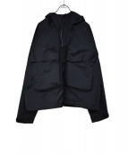 UNUSED(アンユーズド)の古着「20S/S US1787 Fishing Jacket」|ブラック
