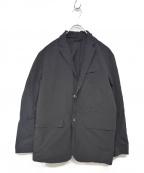 DESCENTE PAUSE(デサントポーズ)の古着「20S/S TAILORED JACKET」 ブラック