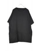TEATORA(テアトラ)の古着「LAPTOP TEE packable」|グレー