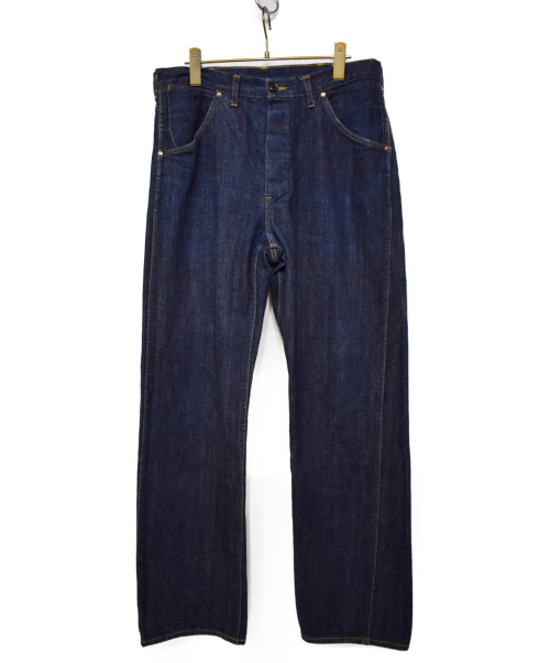 CANTATE(カンタータ)CANTATE (カンタータ) 19AW W Denim Pants インディゴ サイズ:32 19AWCA0177の古着・服飾アイテム
