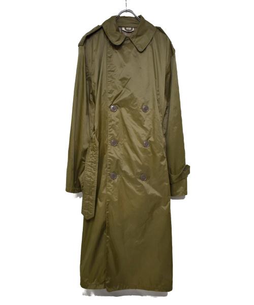 US ARMY(ユーエスアーミー)US Army (ユーエス アーミー) トレンチコート カーキ サイズ:REG.36 (SIZE M程度)の古着・服飾アイテム