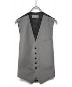 Dior Homme(ディオールオム)の古着「ジレ」
