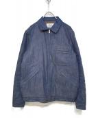 YAECA(ヤエカ)の古着「Kilt Tankers Jacket」|インディゴ
