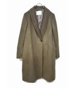 UNTITLED(アンタイトル)の古着「チェスターコート」|グレー