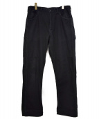 orSlow(オアスロウ)の古着「デニムパンツ」|ブラック