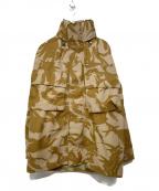 BRITISH ARMY(ブリティッシュアーミー)の古着「99'S JACKET COMBAT MVP DESERT」|カーキ×ベージュ