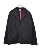 CHUMS(チャムス)の古着「アンコンジャケット」|ブラック