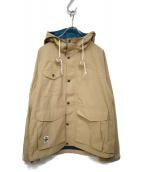 CHUMS(チャムス)の古着「マウンテンパーカー」|ベージュ