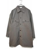 LEMAIRE(ルメール)の古着「TROPICAL COTTON POPLIN SHIRT」|タマムシイロ