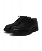 nonnative×REGAL(ノンネイティブ×リーガル)の古着「OFFICER SHOES COW LEATHER WITH」|ブラック