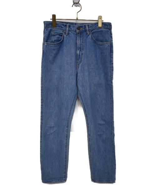 UNUSED(アンユーズド)UNUSED (アンユーズド) デニムパンツ ライトインディゴ サイズ:2の古着・服飾アイテム