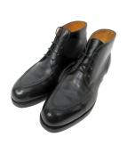 Edward Green(エドワードグリーン)の古着「Halifax boots」|ブラック