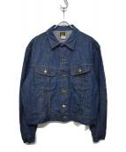 LEE(リー)の古着「70'Sヴィンテージ220-0041JKT」|インディゴ