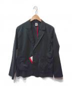 CHUMS(チャムス)の古着「Nylon Tailored Jacket」 ブラック