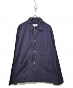 Engineered Garments WORKADAY(エンジニアドガーメンツ ワーカデイ)の古着「Utility Jacket-Cotton Reversed」|ネイビー