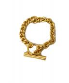 ()の古着「BRACELET」|ゴールド