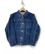 ATLAST & CO(アットラスト)の古着「デニムジャケット」 インディゴ