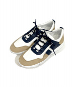 TODS(トッズ)の古着「Competition Sneakers」|ホワイト