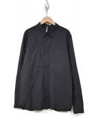 ARCTERYX VEILANCE(アークテリクス ヴェイランス)の古着「Demlo Overshirt」 ブラック