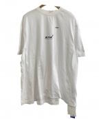 ADER error(アーダーエラー)の古着「19S/S Aewing T-Shirt」|ホワイト