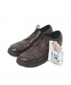 WHITES BOOTS(ホワイツ ブーツ)の古着「レザーシューズ」 ブラウン