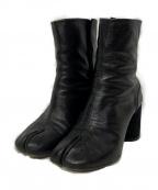 Martin Margiela22(マルタン・マルジェラ22)の古着「足袋アンクルブーツ」|ブラック