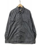 MARNI(マルニ)の古着「20S/S ナイロンシャツ」|ブラック