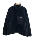 Patagonia(パタゴニア)の古着「クラシックレトロXジャケット」|ブラック