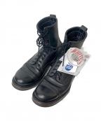 WHITES BOOTS(ホワイツ ブーツ)の古着「Smoke Jumper」 ブラック