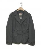 PRADA SPORTS()の古着「ナイロン3Bジャケット」|ブラック