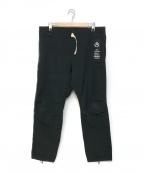 MOUNTAIN RESEARCH(マウンテンリサーチ)の古着「I.D. Pants」 ブラック