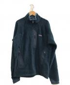 Patagonia()の古着「R2フリースジャケット」|ネイビー