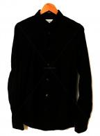 MARTIN MARGIELA(マルタン・マルジェラ)の古着「シャツ」|ブラック