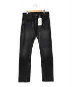 LEVIS VINTAGE CLOTHING(リーバイス ヴィンテージクロージング)の古着「デニムパンツ」|ブラック