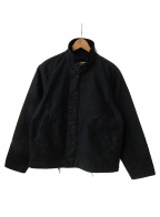RRL()の古着「DECK JACKET DARK NAVY」|ネイビー