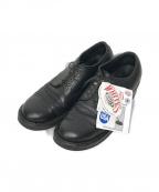 WHITES BOOTS(ホワイツ ブーツ)の古着「セミドレスストレートチップシューズ」 ブラック