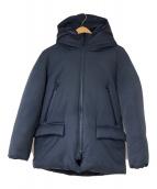 ()の古着「オーロラマンDコート」 ブルー
