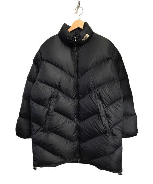THE NORTH FACE(ザ ノース フェイス)THE NORTH FACE (ザ ノース フェイス) 90sアセントダウンコート ブラック サイズ:Mの古着・服飾アイテム